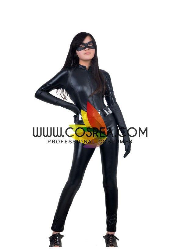 DC The Dark Knight Rises Cat Woman Cosplay Costume