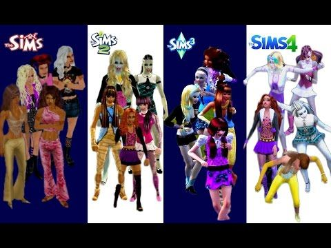 The sims 2 секс комиксы