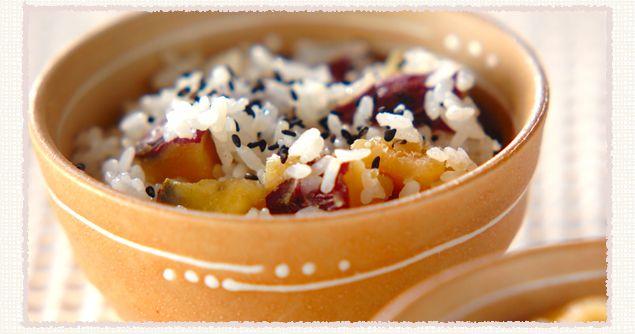 【干し芋ご飯】いつものサツマイモご飯とは、また違った食感と味わいに驚くはず!