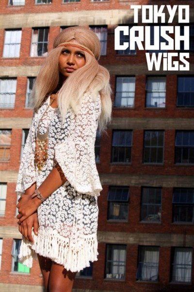 Bohemian- Sand Storm Boho Waves- Light Blonde $54.00 with free shipping within the U.S.