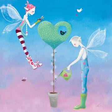 Lorrie McFaul - Love Grows -