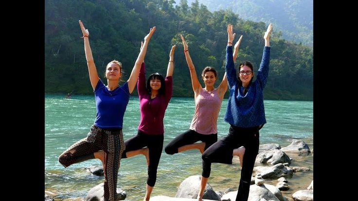 Yoga Capital of the World and Holiest Place of India, Rishikesh