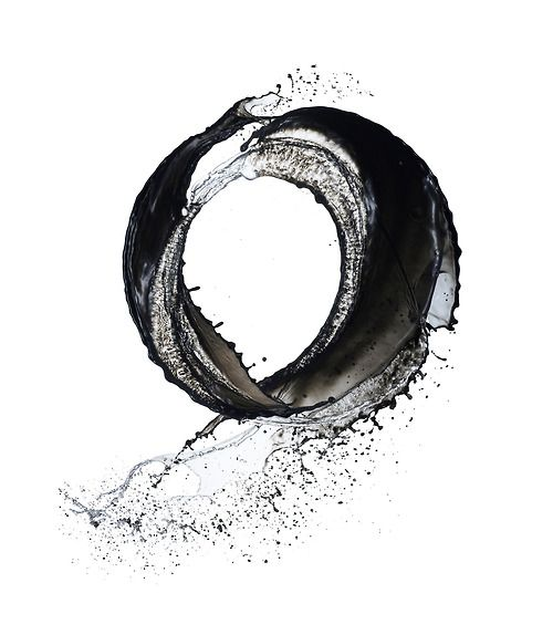 """Enso - japanese calligraphy.  Zen symbol of  Absolute enlightenment, strength, elegance, the Universe, and the void; additionally it also represents the Japanese aesthetic itself. As an """"expression of the moment"""" it is often considered a form of minimalist expressionist art."""