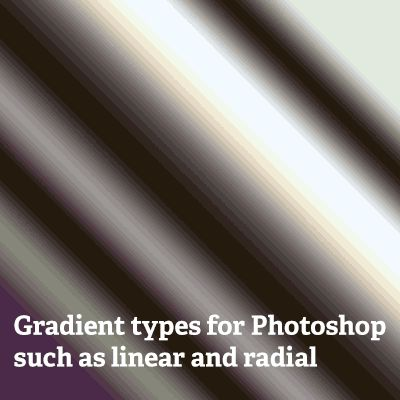 gradient styles for Photoshop linear