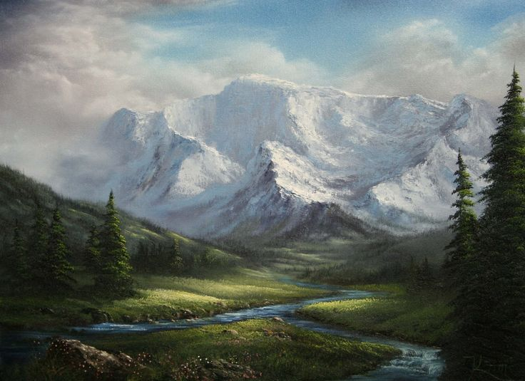 kevin hill oil paintings - Google Search | Painting ...