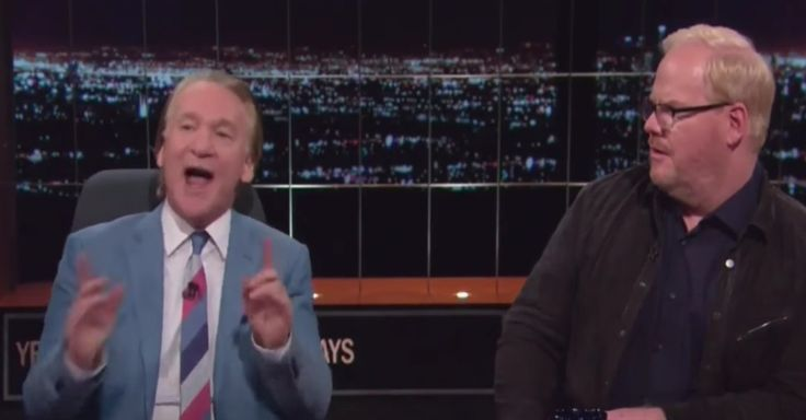 Even Bill Maher can't believe Bill Clinton's shady, private meeting with Loretta Lynch – Rare