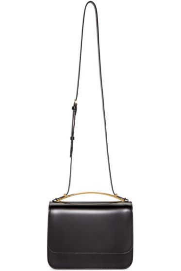 Marni - Black Sculpture Shoulder Bag