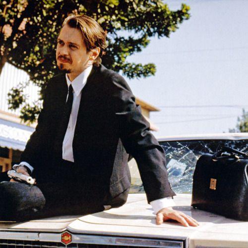 "El Steve Buscemi, ""Reservoir Dogs"" es MADRE MÍA."