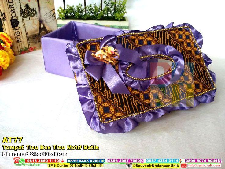 Tempat Tisu Box Tisu Motif Batik WA 089526045767 #TempatTisu #HargaTisu #souvenirPernikahan #contohundanganPernikahan
