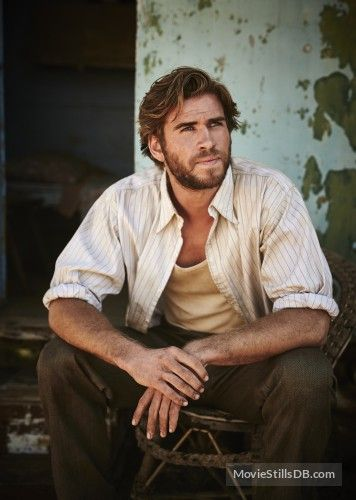 The Dressmaker (2015) Liam Hemsworth - 10 yrs younger than me but GOOD LORD. One of the reasons why I lived this movie