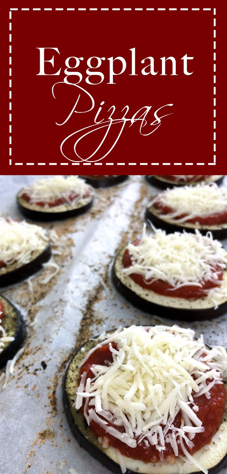 You will quickly fall in love with these low carb and veggie filled pizzas. These are quick and easy perfect for a weeknight meal.