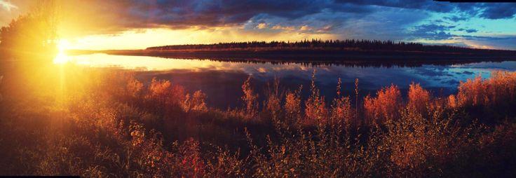 #sunset #canada #iphone #landscape