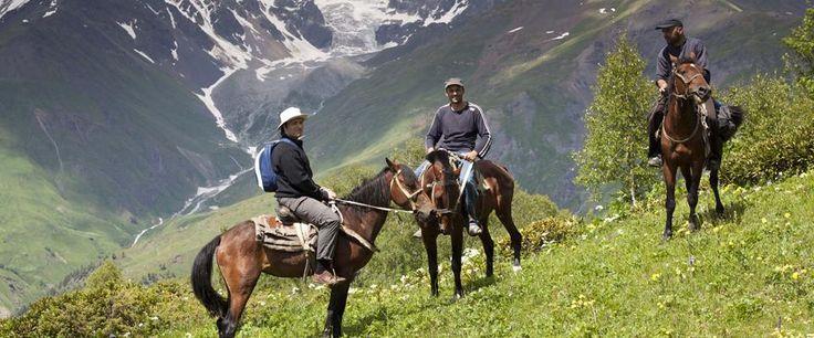 туры   Svaneti Tours