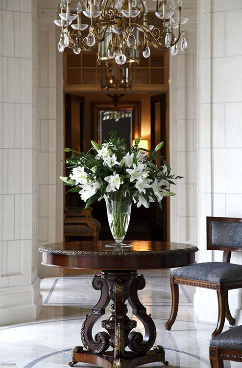 Foyer Table Used : Ideas about foyer table decor on pinterest foyers