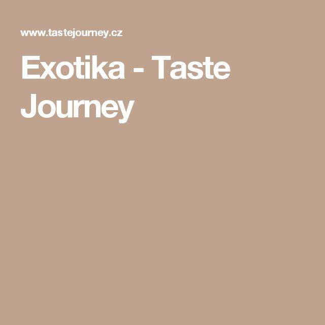 Exotika - Taste Journey