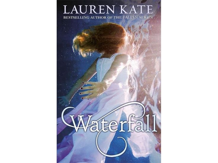 Waterfall, a brilliant follow to Teardrop | Lauren Kate #author #bookreview