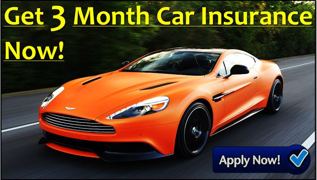 3 month car insurance quote