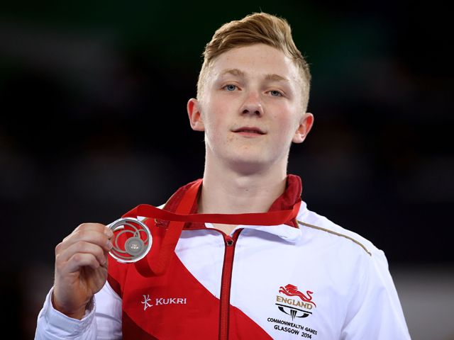 Result: Nile Wilson wins historic bronze for Great Britain