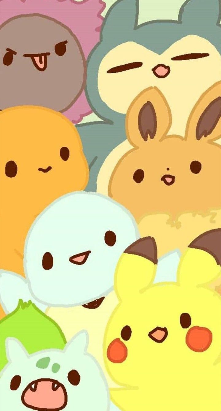 Pin by Vanessa Leung on Pokemon Cute pokemon wallpaper