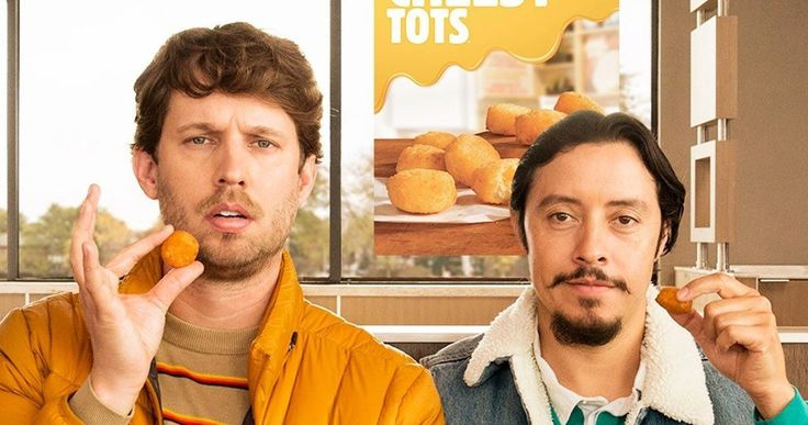 Watch Napoleon Dynamite & Pedro Reunite Over Burger King Tots -- Jon Heder and Efren Ramirez reunite over cheesy tater tots in a new Burger King Commercial filled with nostalgia for the 2004 classic Napoleon Dynamite. -- http://movieweb.com/napoleon-dynamite-reunion-burger-king-tots-commercial/