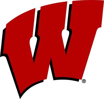 Wisconsin W | Description University of Wisconsin Waving W.svg
