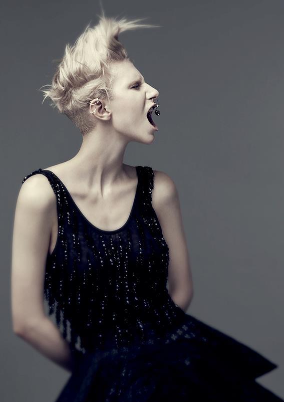 British Hairdressing Awards Collection // Mark Hayes | International Creative Director