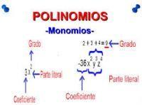 monomios y polinomios. - Buscar con Google