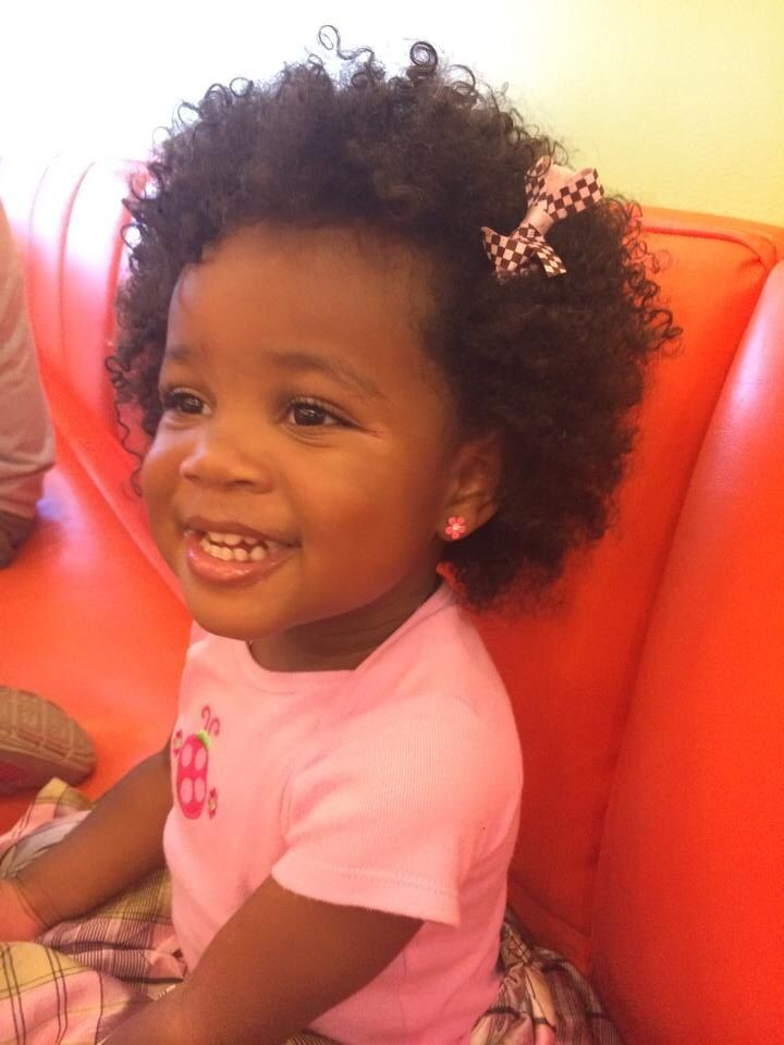 Little Emani's Natural Curls Shared By India Mills - http://www.blackhairinformation.com/community/hairstyle-gallery/kids-hairstyles/little-emanis-natural-curls-shared-india-mills/ #Kidshairstyles