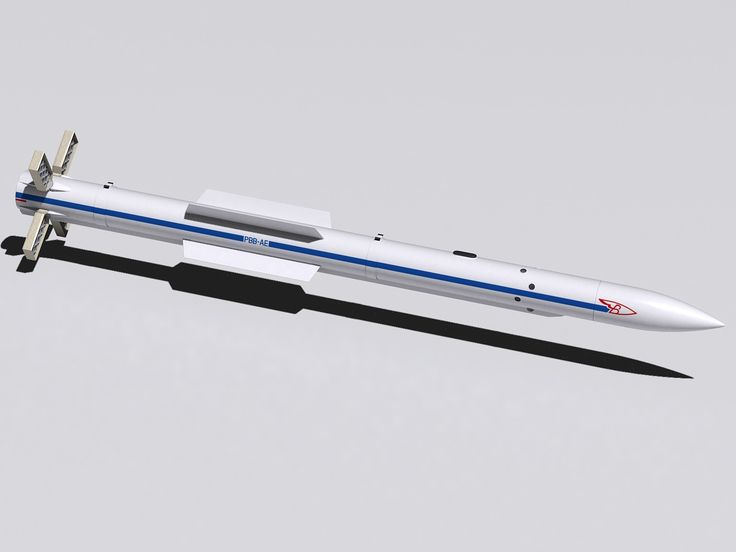 3d rvv ae missile: