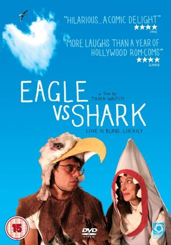 Eagle Vs Shark (2007) - Jemaine Clement, Loren Horsley  Taika Waititi