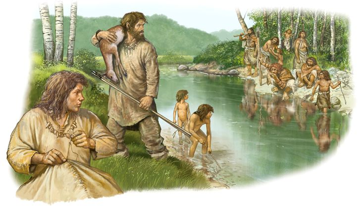 neanderthals vs cro magnon essay Neanderthals went extinct in europe about 40,000 years ago, giving them millennia to coexist with modern humans culturally and sexually, new findings suggest.