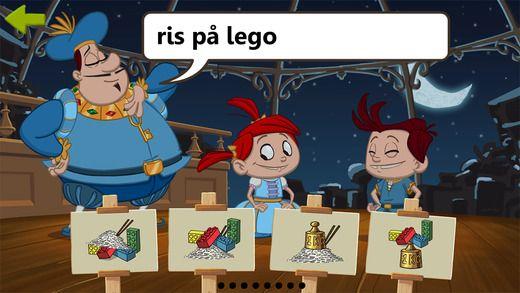 Leo og Mona, læsesjov er en gratis app til de små, så de kan øve sig på lyde, bogstaver og ord.
