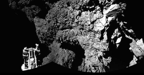 Philae : suivez la dernière conférence avant son hibernation en direct