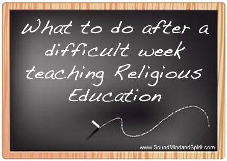 how to teach religious education