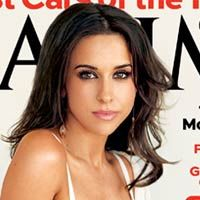 Lacey Chabert Strips Down For Maxim
