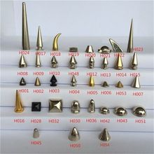wholesale best selling nickel-free studs and spikes for shoes