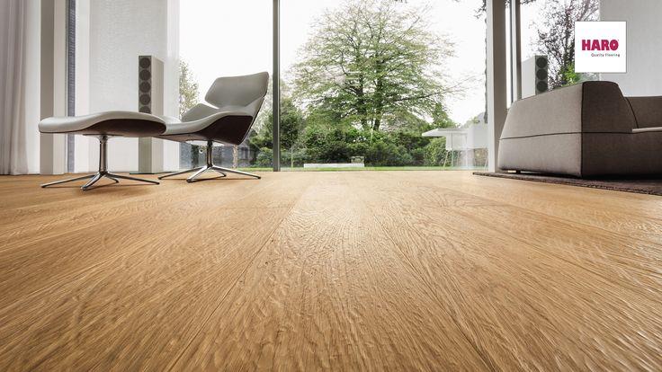 Craftsmanship, extravagance, exclusivity  PLANK 1-STRIP 4V OAK Selectiv Brushed  #woodflooring #timberflooring #sustainability #hardwearing #easytomaintain #naturaloil #wideplank #naturalproducts #homedecor #interiordesign #qualityflooring #realwood #inspiredbynature #naturalfinish #PEFC #floorboard #Woodworking #HandScraping #HandBrushing #FrameSawnSurfaces