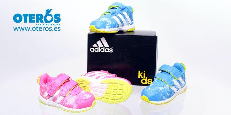 Colorido y comodidad para los pies de los peques de la casa con las nuevas adidas SNICE 3 CF, zapatillas casual para bebé con un corte en tela con refuerzos en piel en la puntera y el talón. El diseño de la suela facilitará la transición natural de la pisada dándoles además un plus de estabilidad. Las adidas SNICE 3 CF de Oteros Sport TRAINING STORE son unas zapatillas divertidas y cómodas para llevarlas a diario. http://www.oteros.es/…/2002502458-adidas-snice-3-cf-bebe.html