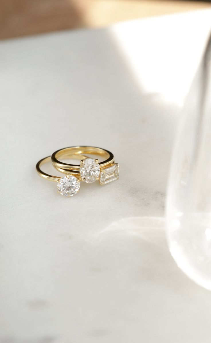 VOW: Vrai & Oro Wedding Sustainable Engagement Rings - Earth Friendly Engagement Rings, Beyond Conflict-Free