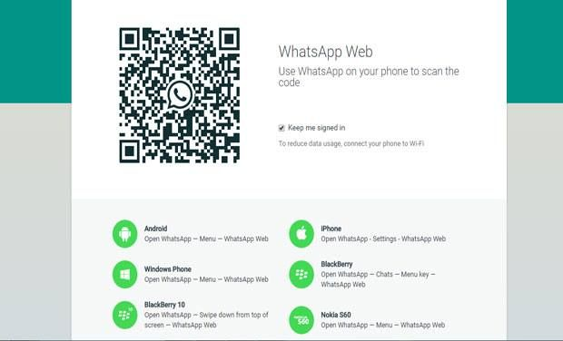 Whatsapp for web is now available for Iphone users also See More at- techclones.com/