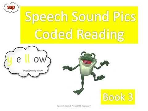 ▶ SSP Decodable Readers - Yellow 3 - YouTube