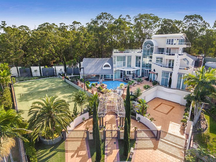 STAFFORD HEIGHTS 6 Autry Court...A true masterpiece, this captivating resort style property on 2,039m2 is set over five levels of lavish living.