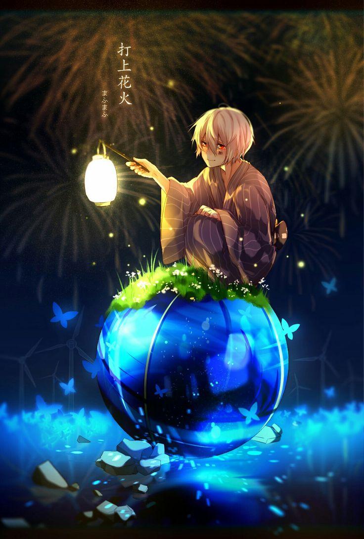 Fireworks - Mafumafu
