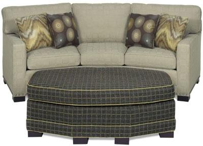 Temple Furniture   Tailor Made #7702 105 Sofa U0026 #7753 Ottoman