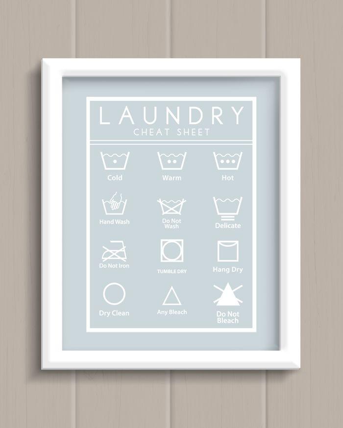 Decoración lavandería. Esto lo pongo SEGURO! A ver si así me aclaro de una vez. 2014