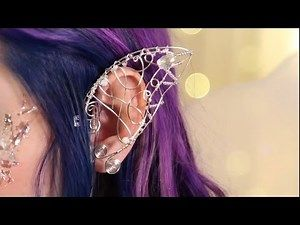 how to make ear cuffs out of wire - Yahoo Search Results