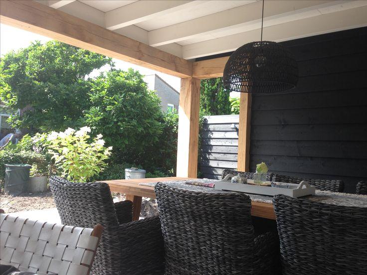 74 best images about tuinhuis overkapping on pinterest - Luifel ontwerp voor patio ...