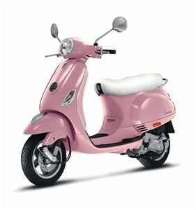 Pink Moped - Bing Images