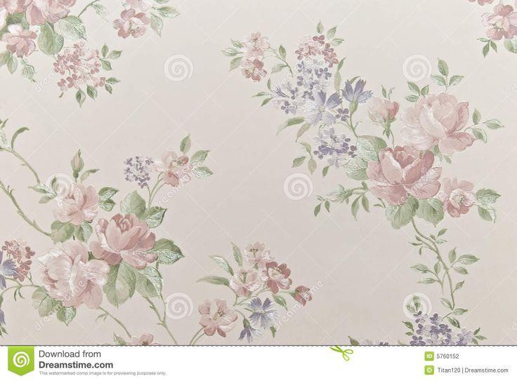 Die besten 25+ Tapete blumen Ideen auf Pinterest Blumen wand - provokatives lila design schlafzimmer