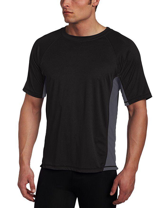 00bb856954ee3 Kanu Surf Kanu Surf Men's Big CB Extended-Size Rashguard UPF 50+ Swim Shirt